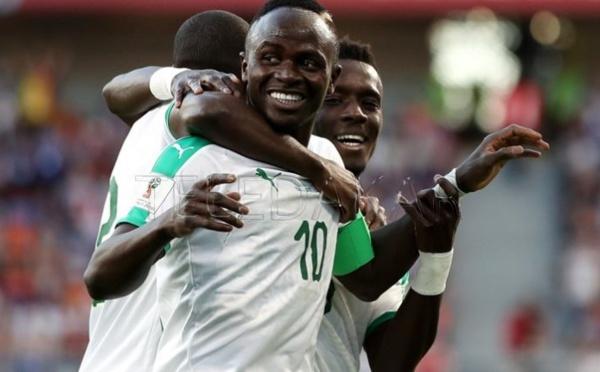 """Urgent - Sadio MANÉ, sacré Ballon d'or africain : """" je suis très heureux ... """""""