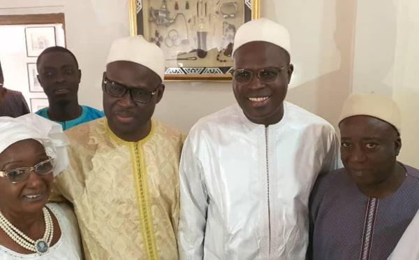 "Saint-Louis : Cheikh Bamba perçoit ""un avenir commun à construire"" avec Khalifa SALL (vidéo)"