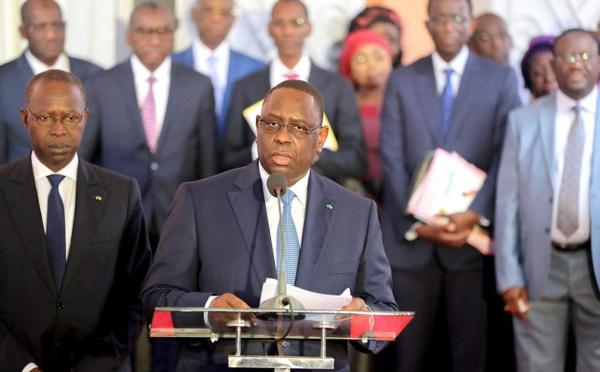 Le communiqué et les nominations au Conseil des ministres de ce 08 janvier 2020