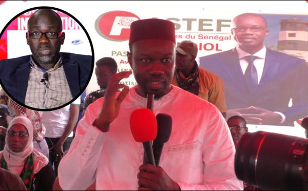 Révélations de Cheikh Yérim SECK : Ousmane SONKO zappe … (vidéo)