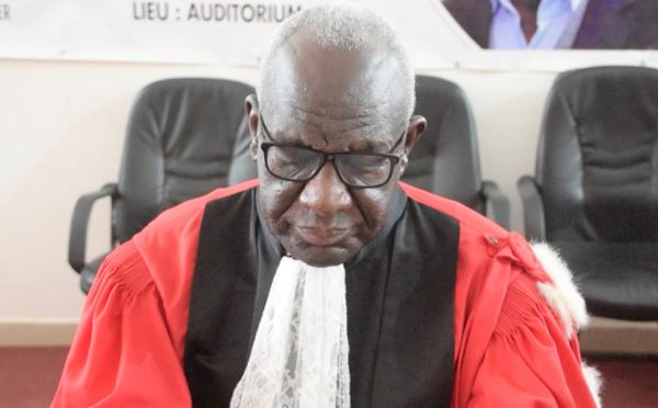 UGB : la générosité intellectuelle du professeur Babacar KANTÉ offerte en exemple aux jeunes générations (vidéo)