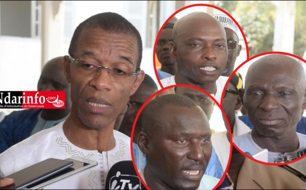 Alioune NDOYE, ministre de la Pêche : « Li tardel licence yi » (vidéo)