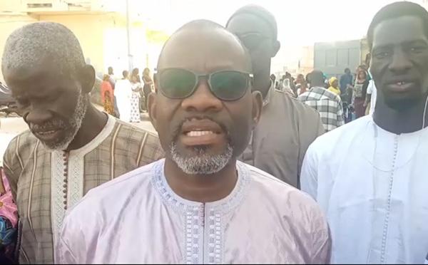 """Explosion de colère à Guet-Ndar : Mayoro FAYE déplore """"le manque d'écoute des autorités"""", (vidéo)"""