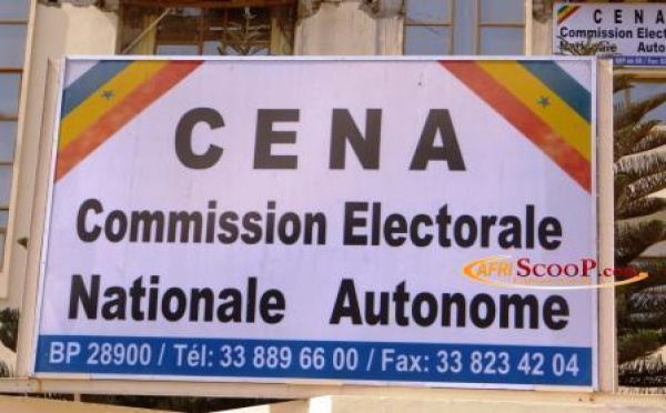 Sénégal : Macky Sall salue ''le professionnalisme'' de la CENA