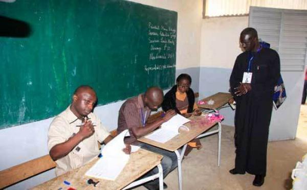 Saint-Louis: BBY largement vainqueur au centre de vote ''Ndatté Yalla''