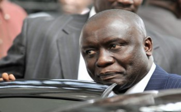Nomination: Idrissa Seck, Président du Sénat?