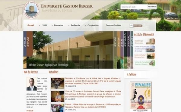 Le site internet de l'UGB fait peau neuve
