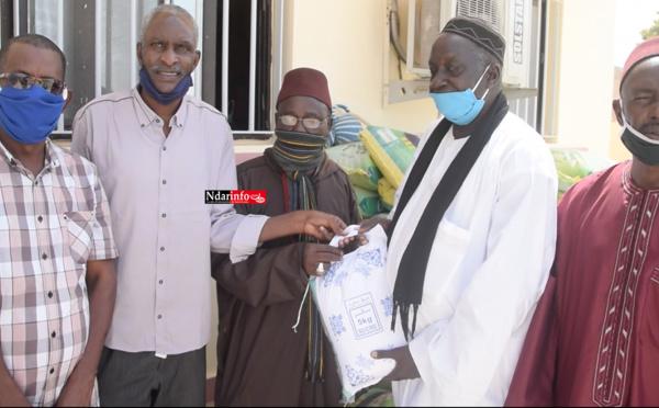 Gandon : La Commune apporte son assistance aux institutions coraniques (vidéo)
