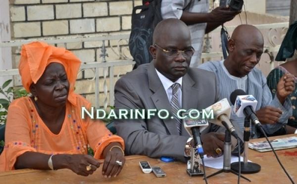 Saint-Louis : Les partisans de Benno Bokk Yaakaar très remontés contre Alioune Badara Cissé