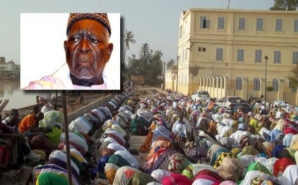 Magal des deux rakkas de Saint-Louis: El Hadj Serigne Mouhamadou Lamine Bara Mbacké parrain de la 37e édition