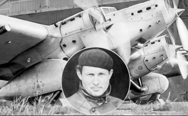 Mermoz, gloire et mort mystérieuse d'une des légendes de l'aviation