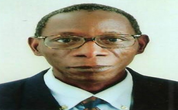Poèsie: Je t'ai choisie d'Alioune Badara Coulibaly, directeur du CEPS