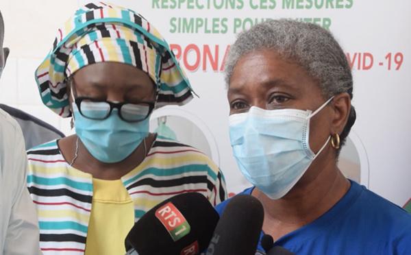 Saint-Louis : La représentante de l'OMS satisfaite de la gestion de la pandémie