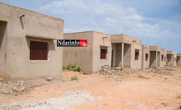 HABITAT SOCIAL : plus de 900 logements en construction à Ngallèle (vidéo)