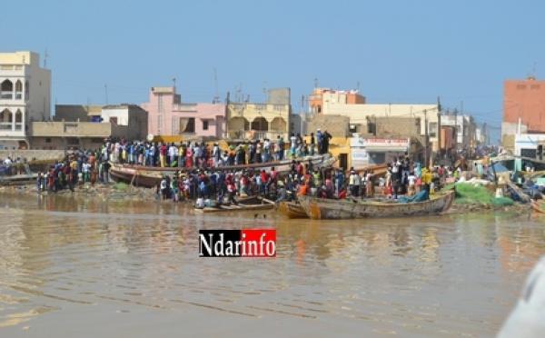 Direct - Sargal Ndar: Saint-Louis renoue avec les régates traditionnelles.