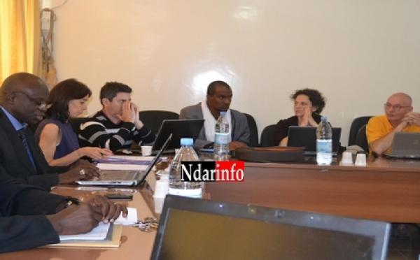 UGB : L'IRD va créer un catalogue de données fiables sur le delta du fleuve Sénégal.[VIDEO]