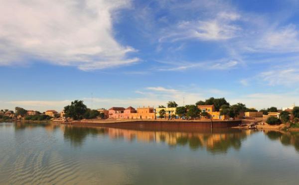 Fleuve Sénégal : l'eau avance à Bakel et Podor