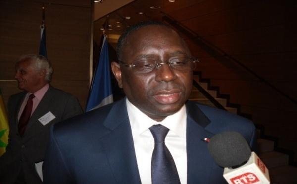 [Audio&Vidéo] Le Président Macky Sall rend hommage à Serigne Mansour Sy
