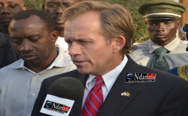 Décès de Ousmane Masseck Ndiaye: les USA présentent leurs condoléances. [VIDÉO]