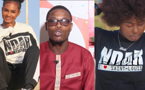 « NDAR », la marque d'habillement qui vend la destination Saint-Louis