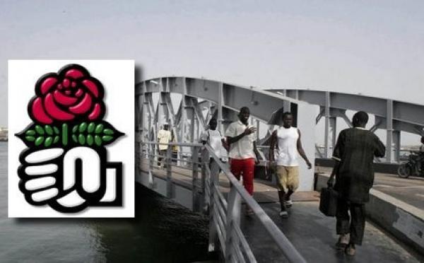 Diagnostic sans complaisance du système éducatif par les socialistes de Saint-Louis.