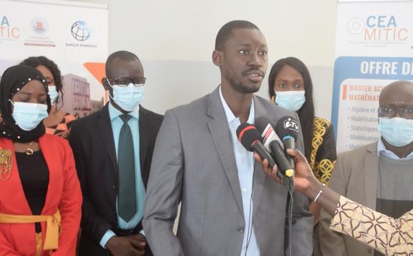 Gestion des maladies : le CEA-MITIC de l'UGB met son expertise à contribution (vidéo)