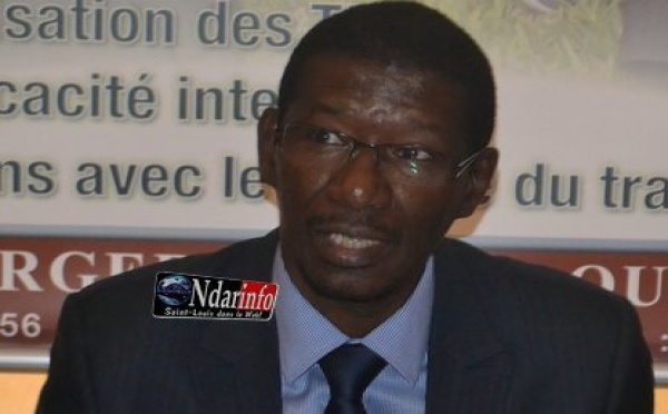 UGB - Signature du CDP: Le discours de Mary Teuw Niane [VIDEO]