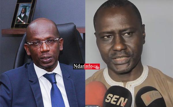 ONAS : Ababacar MBAYE remplace Lansana Gagny SAKHO