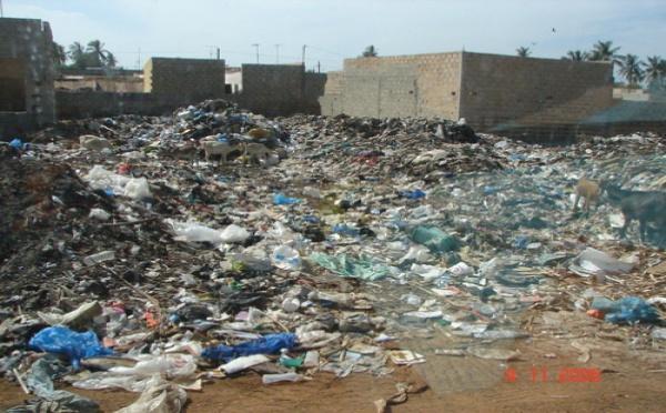 Saint-Louis - Assainissement : La Commune a démarré un programme de nettoiement de la berge de Ndiolofène. (AUDIO)