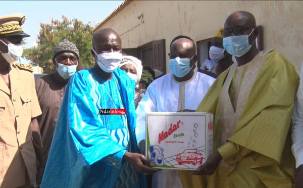 APPUI COVID : les artisans de Saint-Louis reçoivent une première tranche