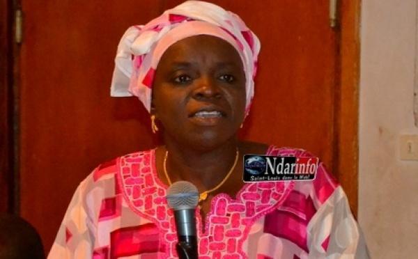 Saint-Louis : Aida Mbaye Dieng, reconduite à  la tête de la LD.