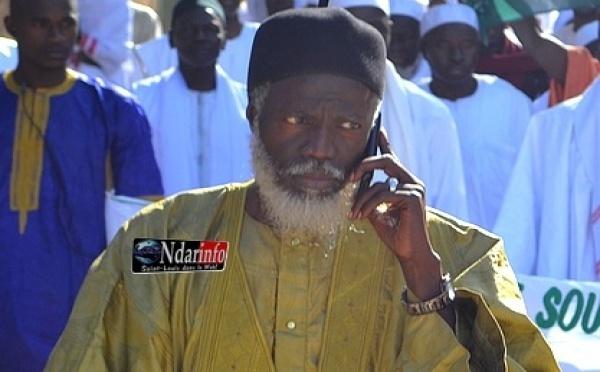 Oustaz Alioune Sall, membre du Conseil économique, social et environnemental (Cese).