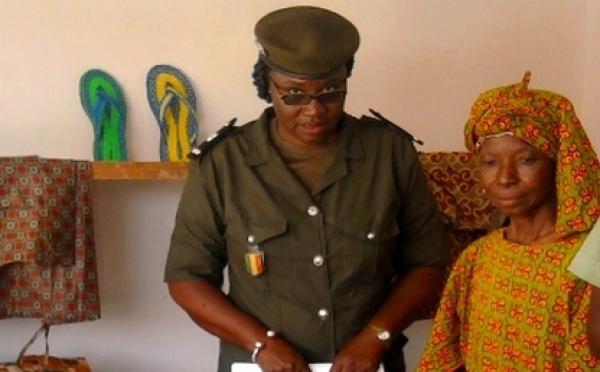 Mac de Saint-Louis : Bineta Diop Ngom honorée pour son engagement.
