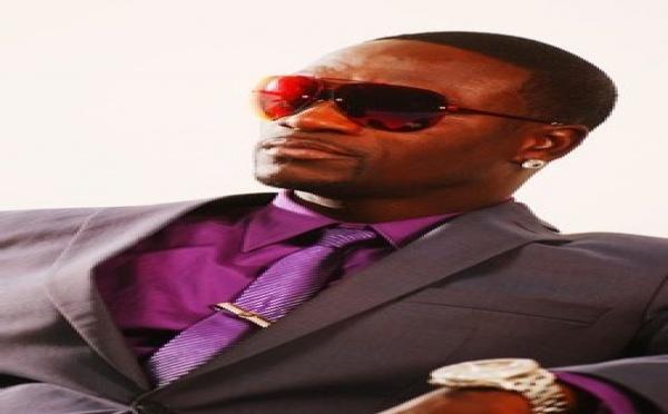 Akon : « Je me sens 100% africain, je veux faire des films pour le cinéma »