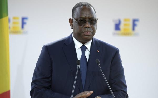 """Libération des manifestants arrêtés : Macky SALL """"fixe une condition"""""""