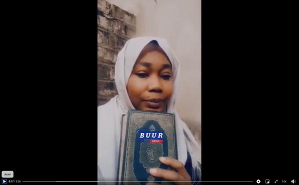 Vidéo - La patronne de Sweet Beauté dement les accusations d'Adji SARR et jure sur le saint coran …