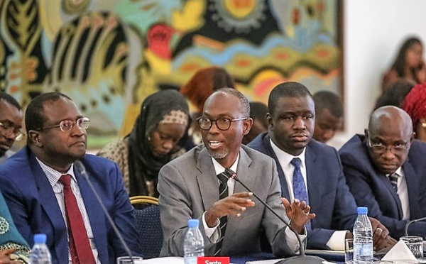"Pr Seydi:"" ""Les Sénégalais fuient l'Astrazeneca comme la peste"""