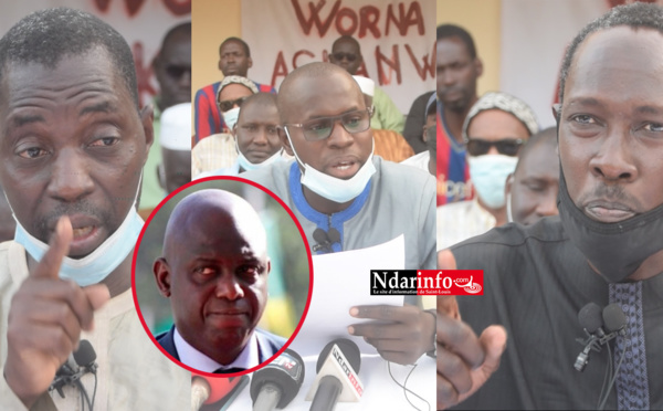MPAL : Mansour FAYE déclaré persona non grata (vidéo)