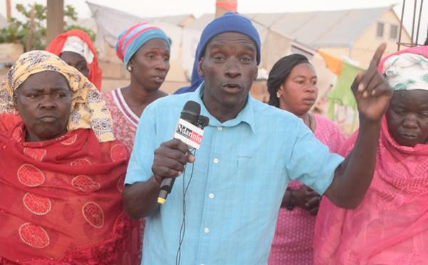 Diougob : contestations autour du relogement définitif (vidéo)