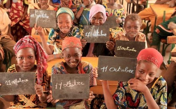 Campagne « Parce que je suis une fille »:  Plan/Sénégal cible 50.000 filles.