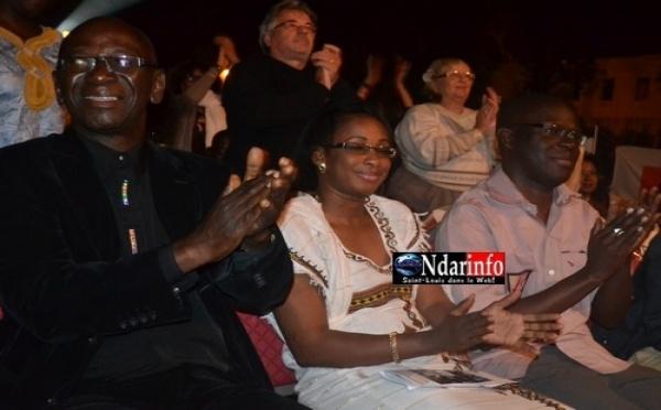 Clôture Festival Jazz : Grande satisfaction du président et du maire de Saint-Louis.