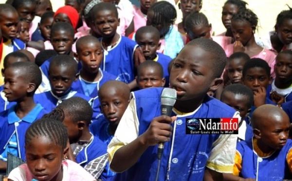 Saint-Louis : Démarrage des journées nationales de vaccination contre la poliomyélite.