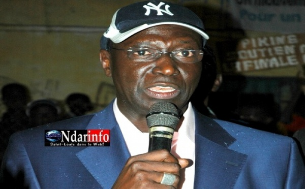 Politique : les militants de l'ADN formels : ''Kader Ndiaye ne roule pour personne''.
