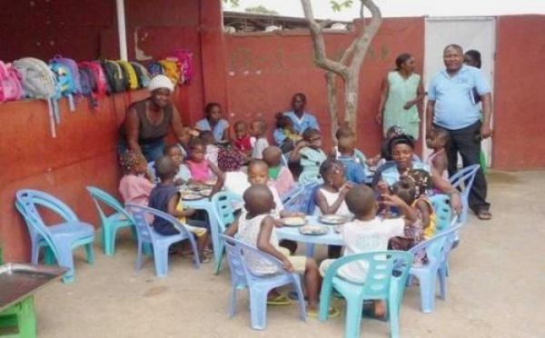 Saint-Louis : Bientôt un crèche pour enfants malades à Sanar.