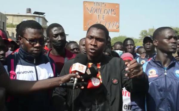 Emploi : 306 détenteurs diplômés de l'UGB en galère (vidéo)