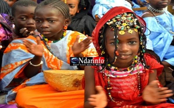 Journée de l'Enfant Africain à Saint-Louis: Les enfants revendiquent leurs droits à travers une caravane.