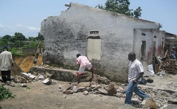 Impacts des changements climatiques sur la sécurité alimentaire: Échanges entre jeunes et experts en environnement à Ndiayes.