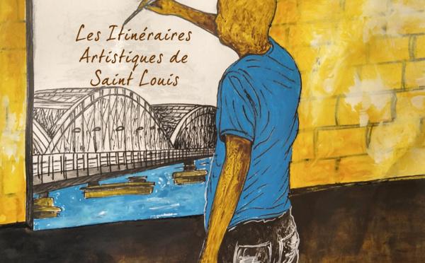 7e édition des Itinéraires Artistiques : Saint-Louis, carrefour national d'Arts du 05 au 30 juin 2021