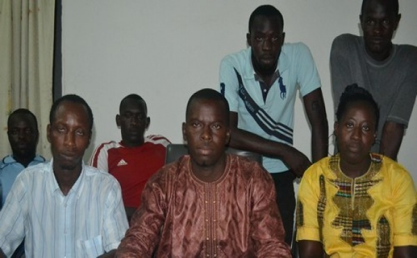 Saint-Louis - L'UJTL pilonne Awa Ndiaye  et Ama Touré : ''Ce sont des cadavres politiques''.