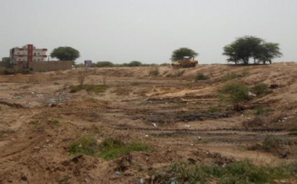 Litige foncier à Boudiouck : Les jeunes réclament leur terrain de foot